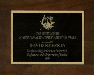 Joplin Award